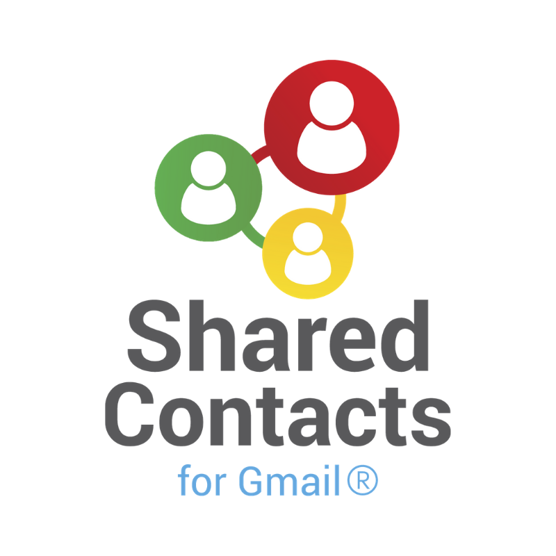 Shared Contacts for Gmail